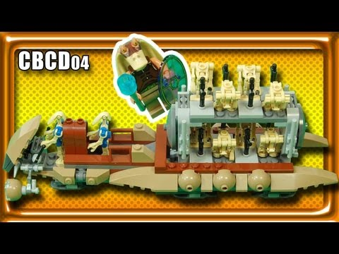 Vidéo LEGO Star Wars 7929 : The Battle of Naboo