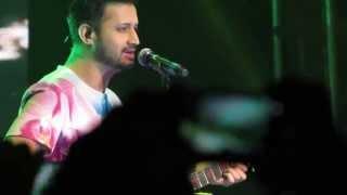 Mahi ve Atif Aslam Bengaluru Concert 18-Apr-2015 By Yasmeen S J