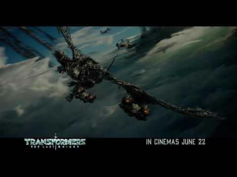 Transformers: The Last Knight (TV Spot 'Big 3D')