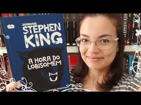 Livro - A Hora do Lobisomem (Stephen King)
