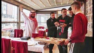 Download Video مليونير عربي يعمل مقلب في الطباخ التركي بوراك لشراء مطعمه بالقوة شاهد رد فعل بوراك MP3 3GP MP4