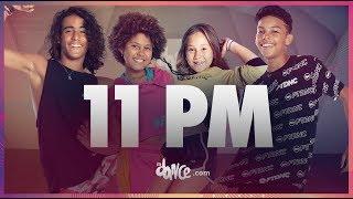 11 pm - Maluma   FitDance Teen (Coreografia Oficial) Dance Video