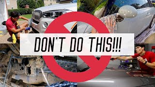 3 Biggest Auto Detailing Business Mistakes I Made In The Last 10 Years...