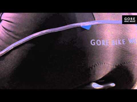 OXYGEN Partial Thermo Trägerhose 3/4+ von GORE BIKE WEAR®