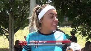 Campeonato de futebol feminino movimenta fim de semana em Patos de Minas
