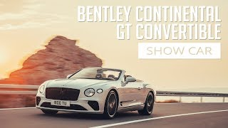 Bentley Continental GT Convertible - Show Car