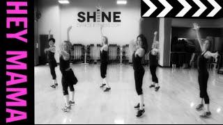 """""""Hey Mama"""" By David Guetta (Feat. Niki Minaj) SHiNE DANCE FiTNESS by SHiNE DANCE FITNESS"""