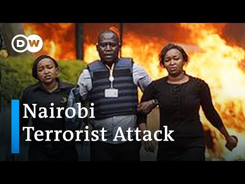 Kenya: Islamist terrorists kill at least 14 in Nairobi hotel siege | DW News