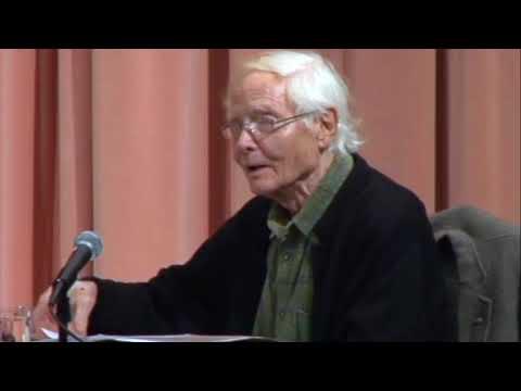 W.S. Merwin: A Poet's Memory
