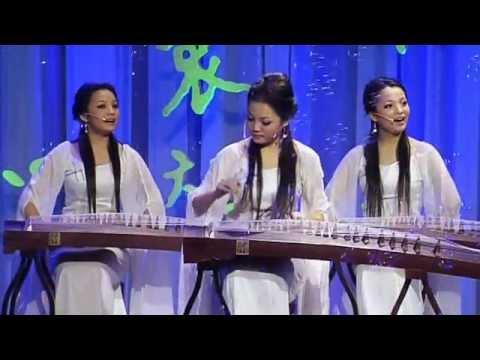 Музыка Китая.720HD видео