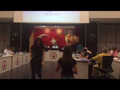 Aytmatov ve Çakıroğlu'nun adı  Muratpaşa'da yaşatılacak