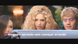 Gambar cover Shakira - Try Everything ( legendado)