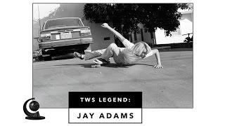 TWS Legend Award: Jay Adams - TransWorld SKATEboarding