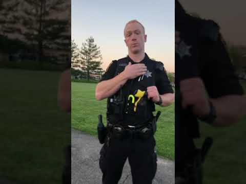 Westmont Police Intimidation Fail