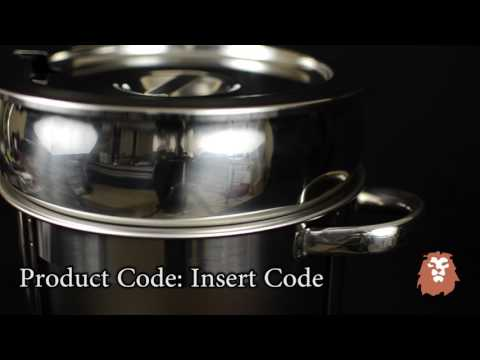 Winco Soup Warmer Demo by LionsDeal.com