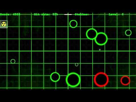 Video of SpeedClick - a reflex game