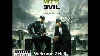 Eminem Welcome 2 Hell solo