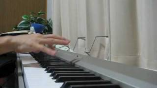 もののけ姫 アシタカとサン ピアノ
