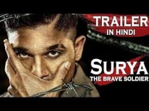 Download Surya - The Brave Soldier 2018 Full Hindi Dubbed Trailer- Allu Arjun, Arjun Sarja