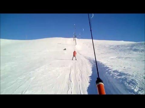 Видео: Видео горнолыжного курорта Дубъязы (Каскад) в Татарстан