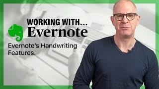 A Review Of  Evernotes Handwriting Options