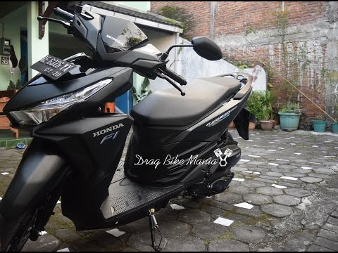 Review Honda Vario 150 eSP Exclusive Black Edition