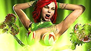 INJUSTICE 2 - Poison Ivy Gameplay Trailer