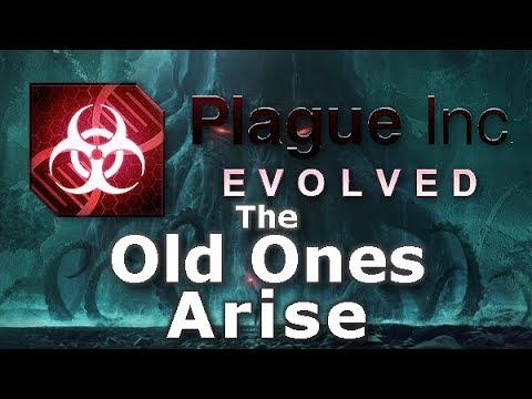 Plague Inc: Custom Scenarios - The Old Ones Arise