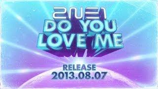 2NE1 - 'DO YOU LOVE ME' M/V Episode#1