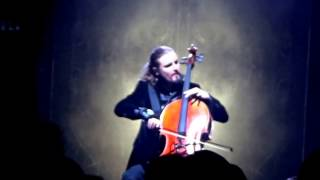Apocalyptica - Harvester of Sorrow Live
