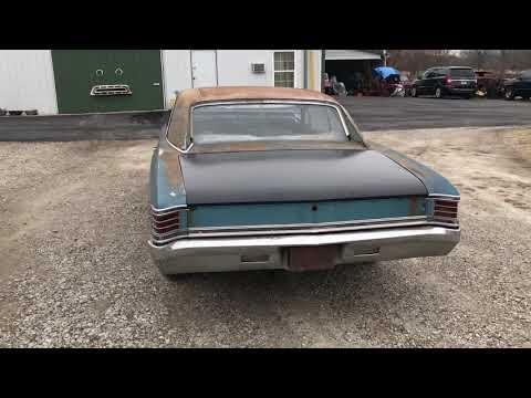 Video of '67 Chevelle Malibu - PMJD
