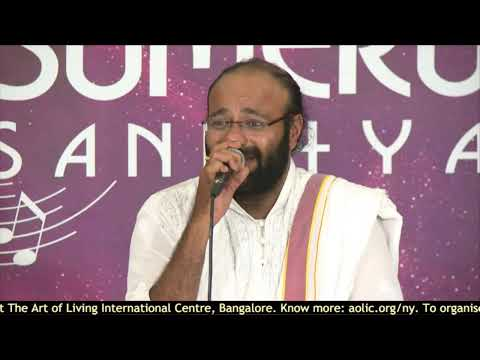 Sumeru Sandhya with Vaibhav | Art of Living
