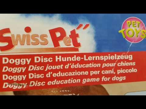 Doggy Disc Hunde- Lernspielzeug