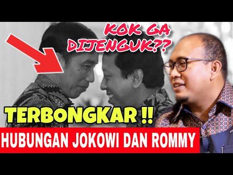 HEB0OHH...! Sepah Dibuang? Andre Rosiade BLAK-BLAKAN Bongkar Hubungan Rommy dan Jokowi
