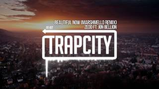 Zedd - Beautiful Now (ft. Jon Bellion) (Marshmello Remix)
