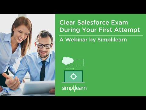 Salesforce Training Video - Pass Salesforce Certification Exam In ...