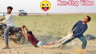 New Funny Comedy Video 2020 Top New Non-Stop Comedy Video 😂 || By Bindas Fun Masti