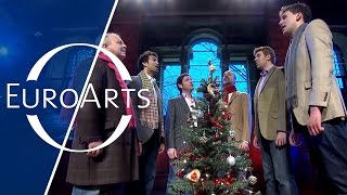 The King's Singers - Christmas song (from their Christmas Repertoire / HD 1080p)