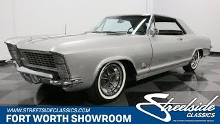 1965 Buick Riviera GS for sale | 3346 DFW
