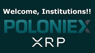Poloniex Welcomes Institutions!