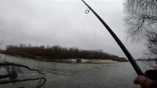 Рыбалка на десне в декабре