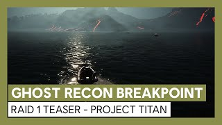 Trailer Raid 1 - Project Titan