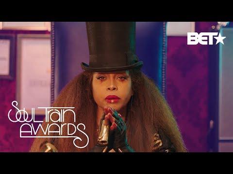 Erykah Badu's Real Soul Exposed | Soul Train Awards