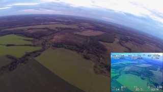 TBS Discovery Epic 7 km FPV Flight