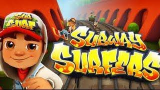 Değişik Oyunlar!!! 1.Bölüm Subway Surfers PC Versiyon (Harika Oyun)