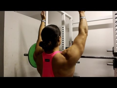 My Favourite TRAP Exercise: The OVERHEAD SHRUG (Hypertrophy + Mobility)