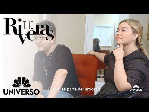 Paloma Ramos (Vocal Coach) featured on NBC Universo The Riveras