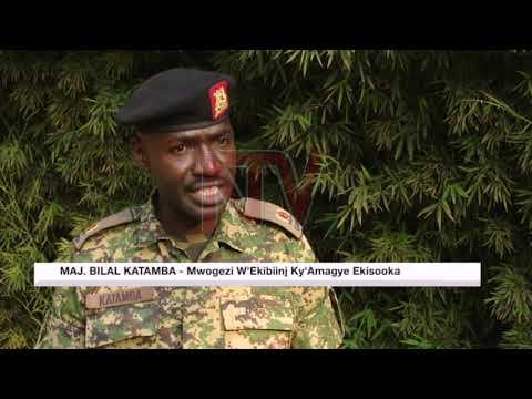 Okusunsula abanagenda e Somalia kutandika nkya