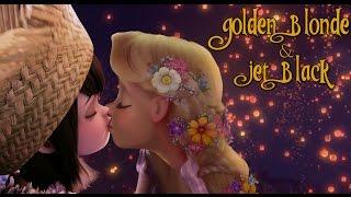 МУЛЬТИКИ, Golden Blond and Jet Black