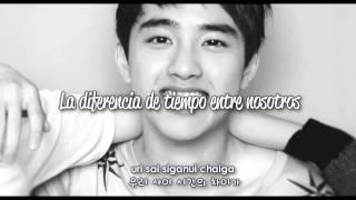 EXO-K - Thunder [Sub Español+Hangul+Rom]